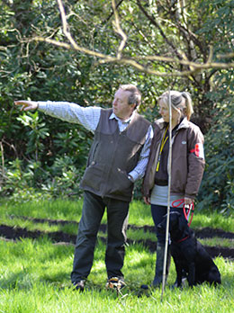 Alan Instructing